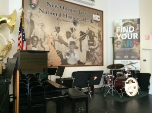New Orleans Jazz National Historic Site
