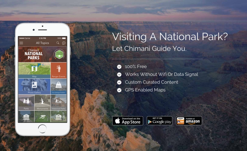 Chimani Leaps Forward with Version 3.0 for Android, iOS