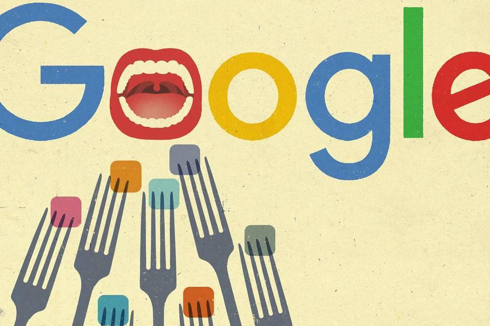 WSJ Google