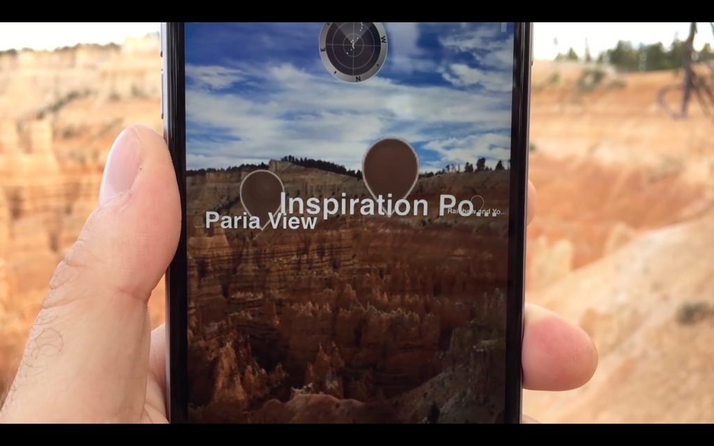 Bryce Canyon National Park Travel Guide Mobile App by Chimani