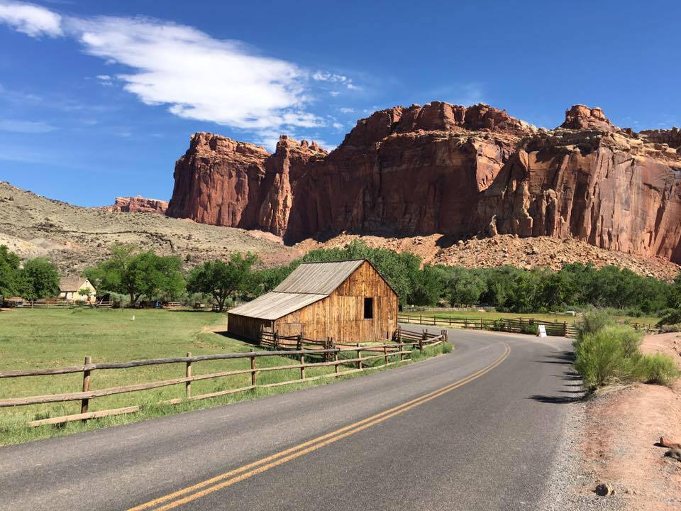 Capitol Reef National Park - Photo: Tom Tash/Chimani