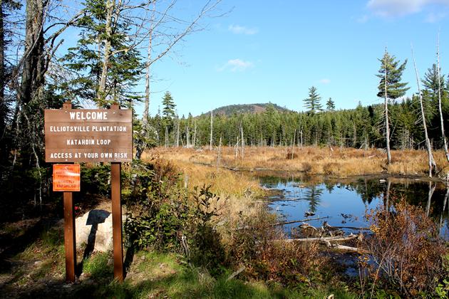 Katahdin Woods & Waters National Monument |Tom Tash/Chimani