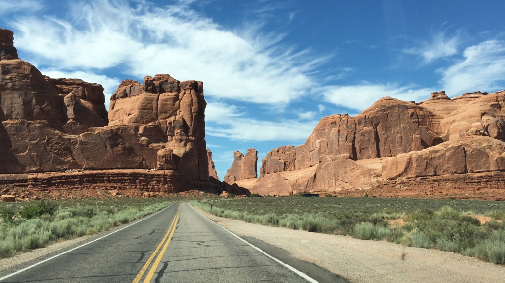 Arches National Park Auto Tour | Photo: Tom Tash/Chimani