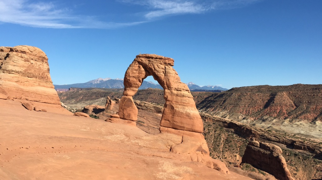 Delicate Arch - Arches National Park Auto Tour | Photo: Tom Tash/Chimani