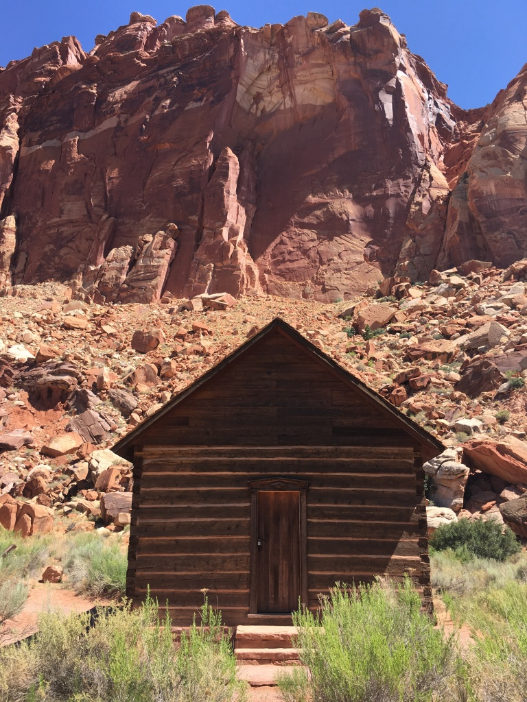 Fruita Schoolhouse - Capitol Reef National Park | Tom Tash/Chimani
