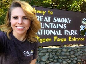 """Tabatha """"Tabby"""" McKenna: Chimani's Ambassador to Great Smoky National Park"""