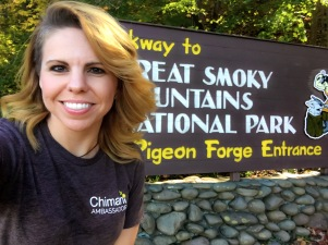 "Tabatha ""Tabby"" McKenna: Chimani's Ambassador to Great Smoky National Park"