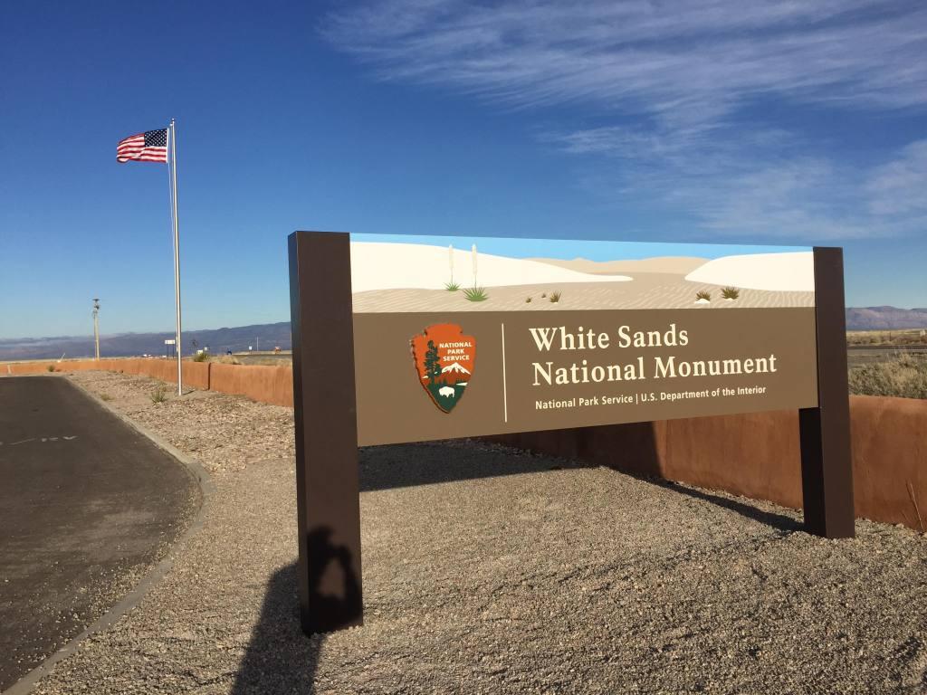 White Sands National Monument | Photo: Kerry Gallivan/Chimani, Inc.