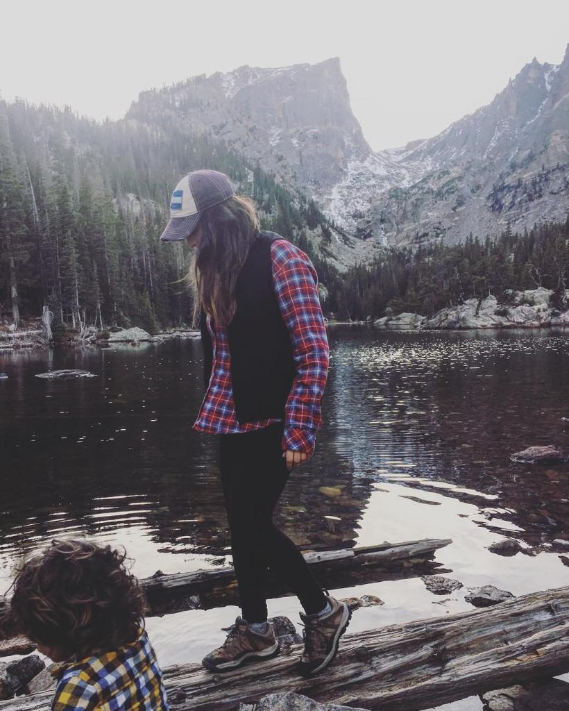 Rocky Mountain National Park Ambassador Taylor Hartman