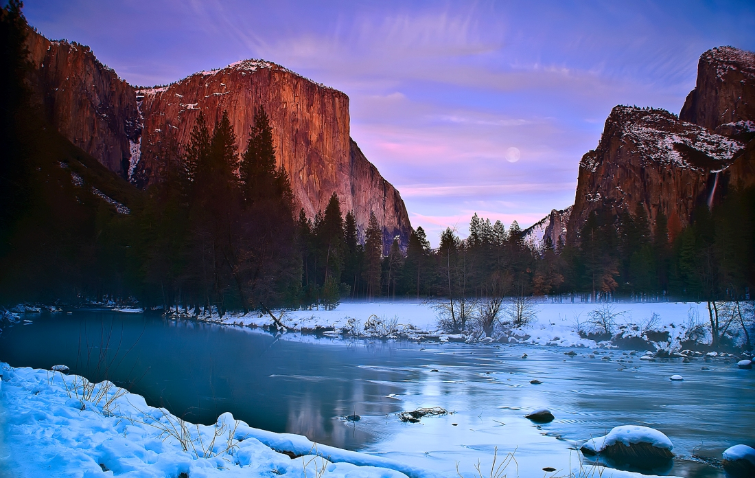 Yosemite National Park | Photo: Anita Ritenour/CC by 2.0