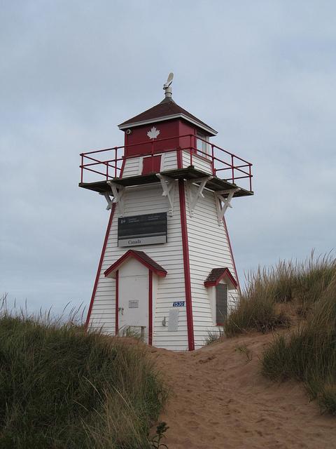 Prince Edward Island National Park   Photo: Doug Kerr/CC by 2.0