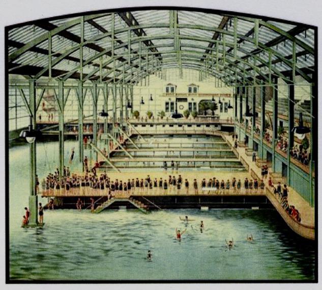 Sutro Baths circa 1896